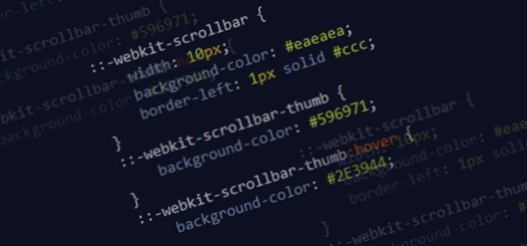 Css ile Scrollbar Rengini Değiştirme